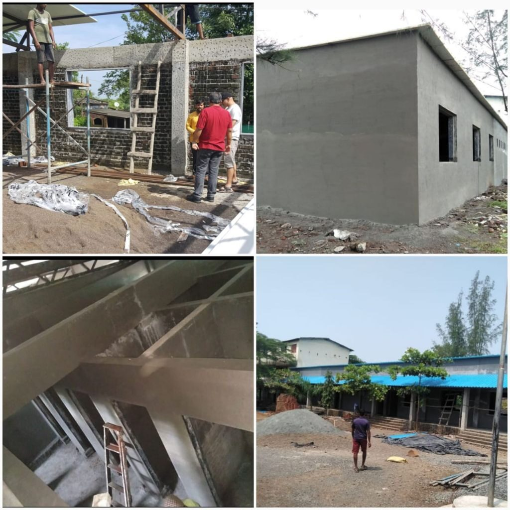 Etap budowania