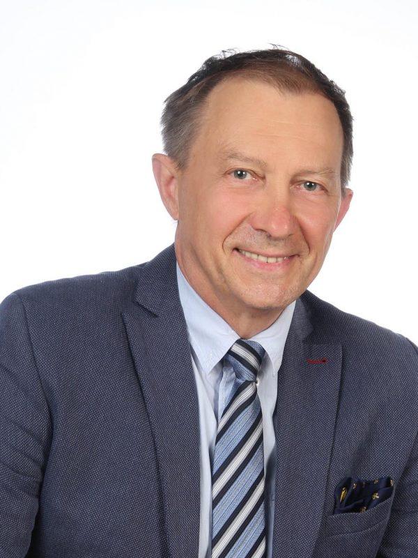 Piotr Holka - President Rotary Club Bydgoszcz